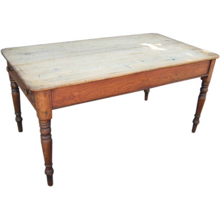 this country pine dining table is no longer available