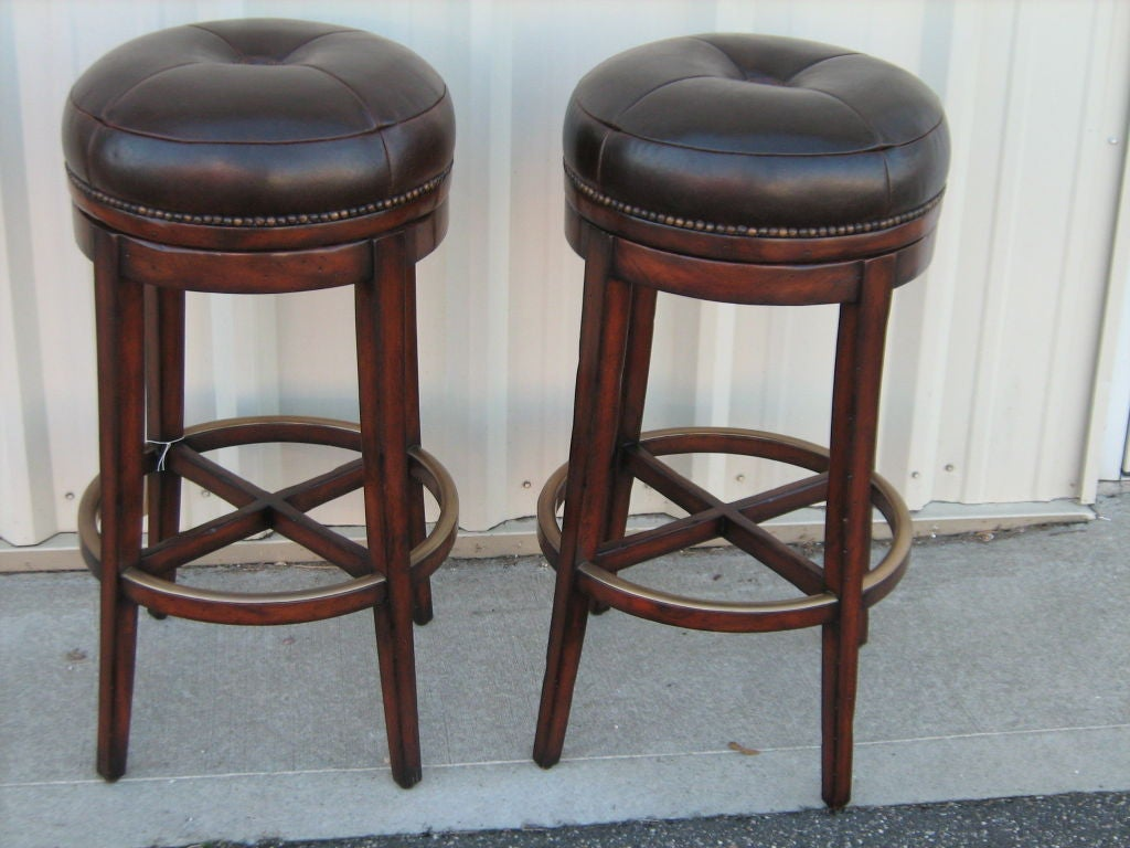 Swivel Bar Stools For Sale At 1stdibs