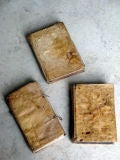 18th C Spanish Books in old Vellum thumbnail 2
