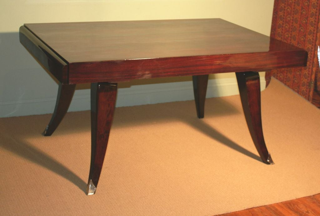 Rosewood Deco Dining Table at 1stdibs : dt0609017 from www.1stdibs.com size 1024 x 692 jpeg 64kB