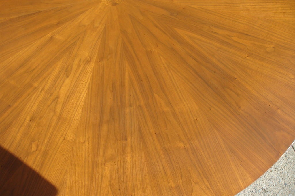 """1930""""s French style  Round Dining Table 6"""