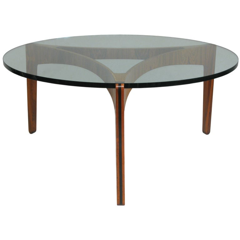 Xxx scandinavian 50 round glass and rosewood for 50 inch round coffee table