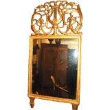 19thc Giltwood mirror