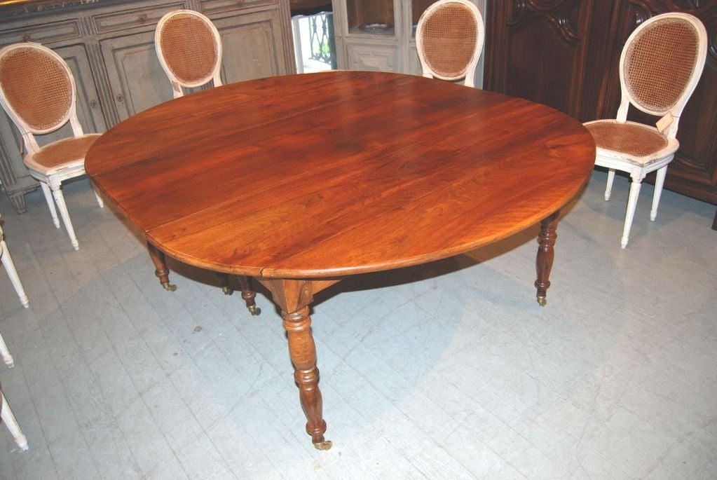 Beautiful Walnut Extension table