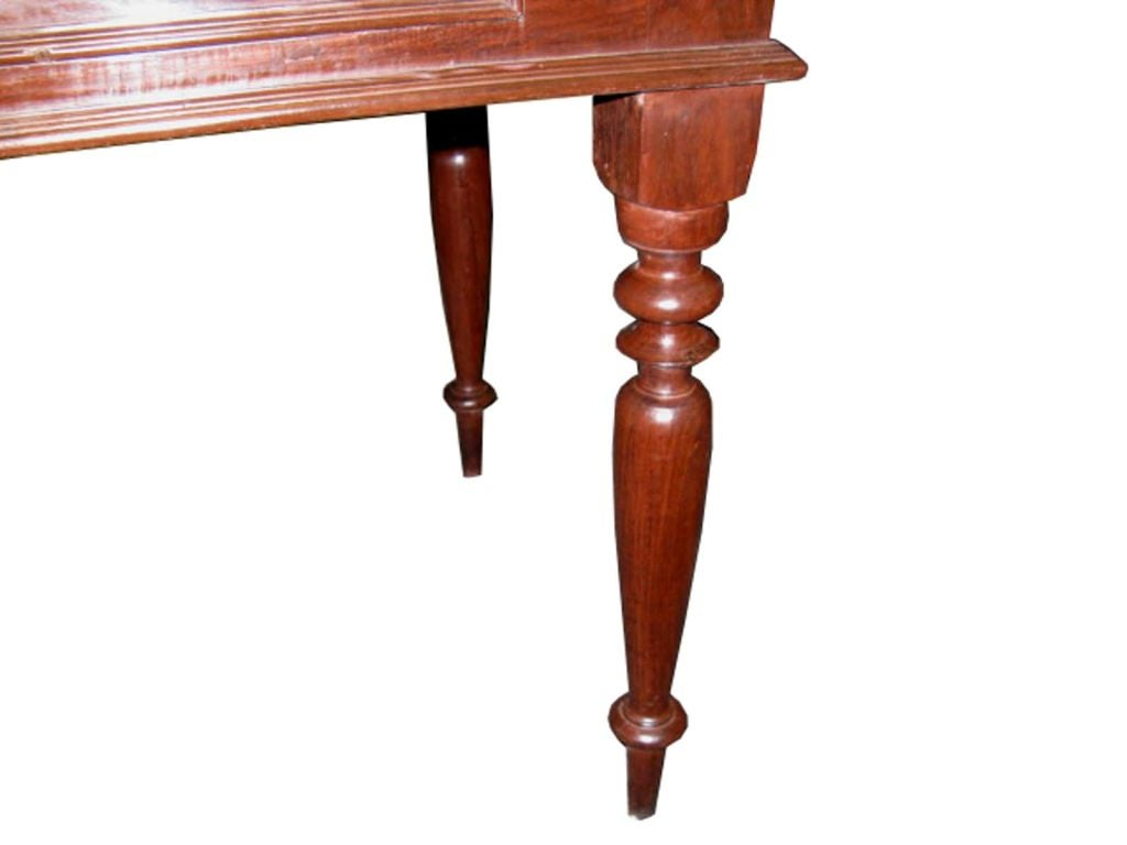 Mahogany Front Hall Table 7