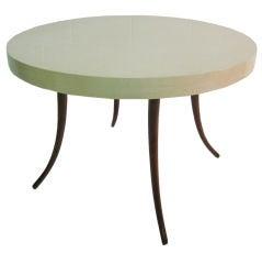 Custom Klismos Table