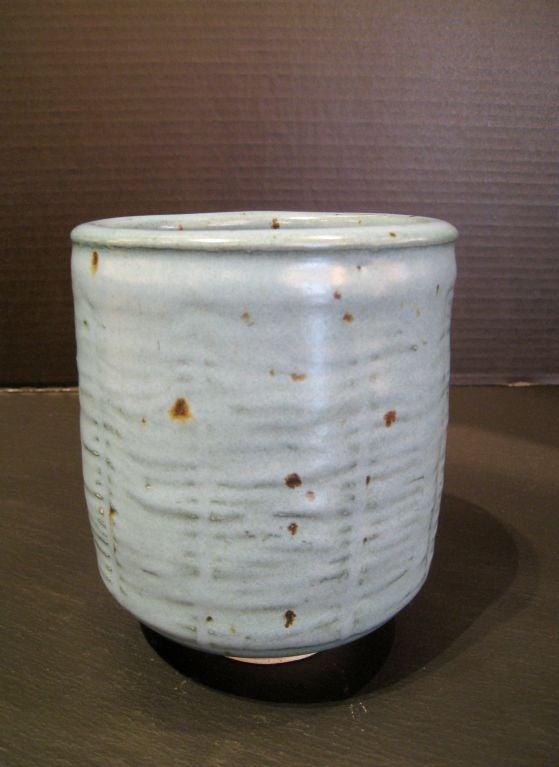 Otto Heino Studio Hand Thrown  Pot For Sale 4