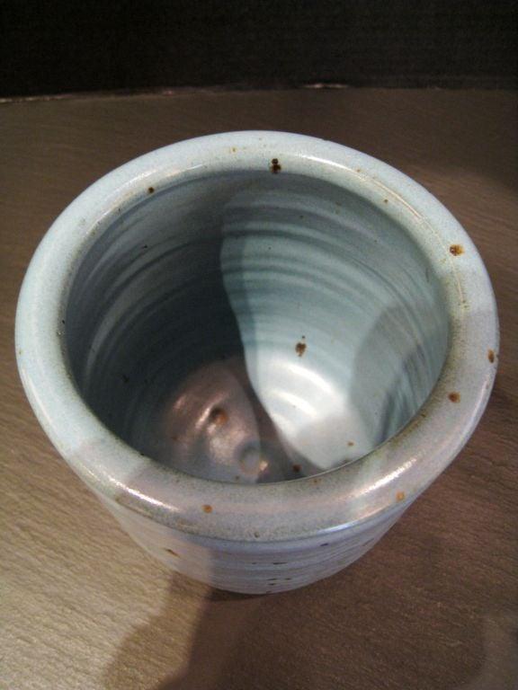 20th Century Otto Heino Studio Hand Thrown  Pot For Sale