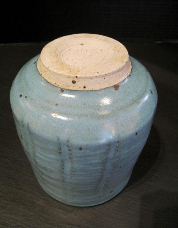 Otto Heino Studio Hand Thrown  Pot For Sale 1