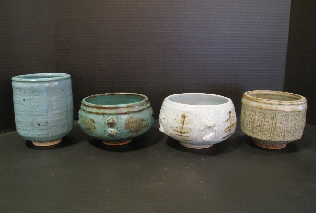 Otto Heino Studio Hand Thrown  Pot For Sale 3