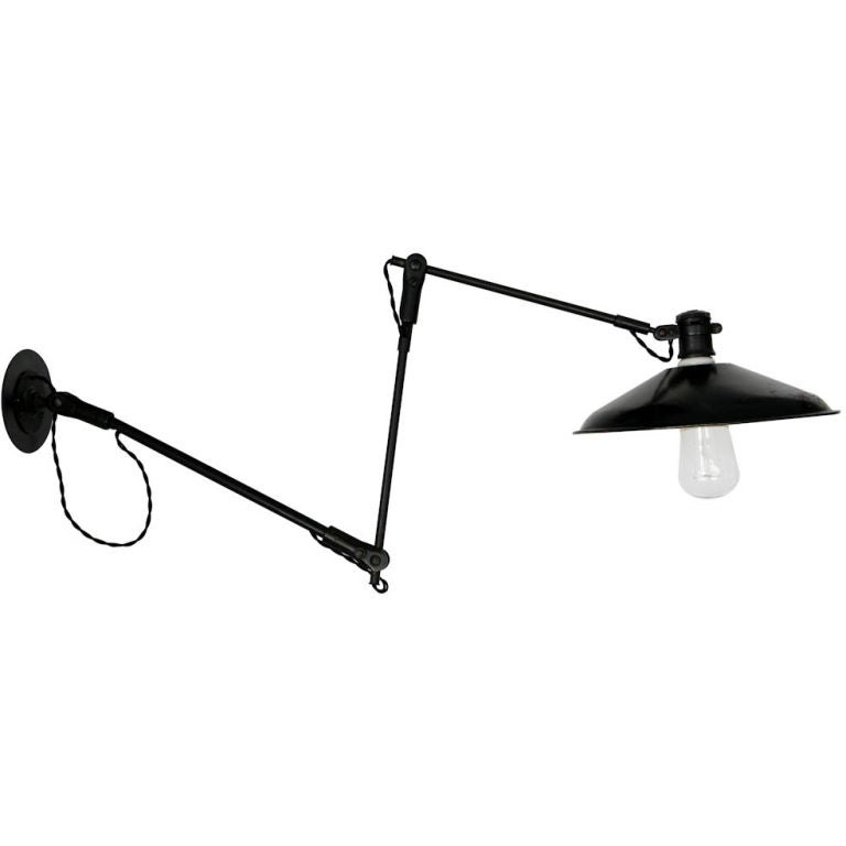 Industrial Wall Mount Fixture At 1stdibs