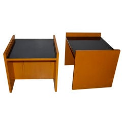 Richard Neutra Side Tables