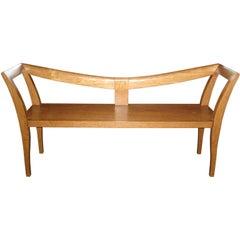 Craftsman Studio Bench