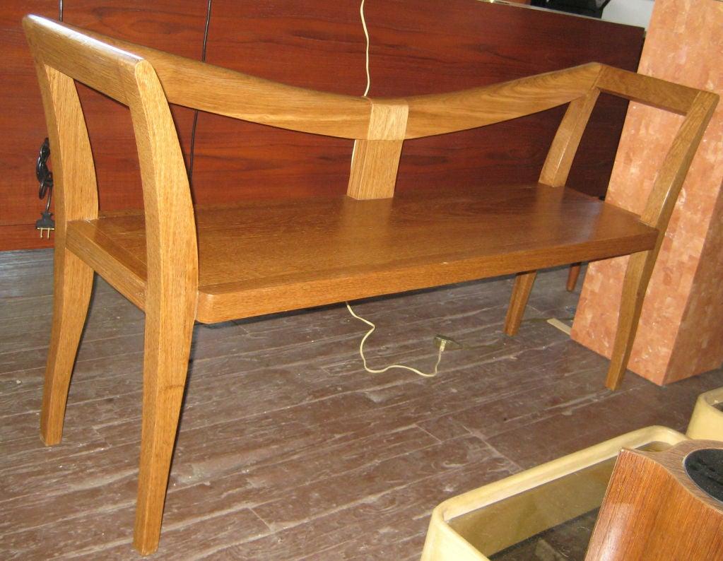 Craftsman Studio Bench 2