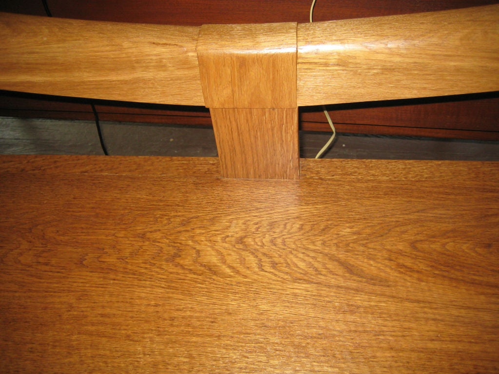 American Craftsman Studio Bench For Sale