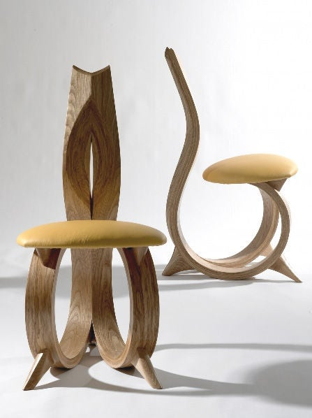 Figure 6 Chair By Joseph Walsh At 1stdibs