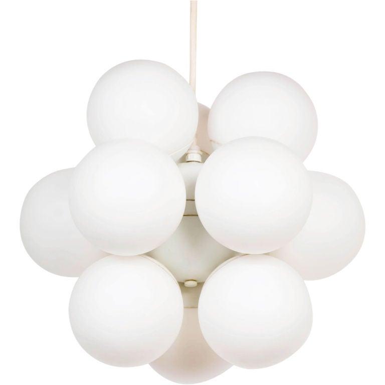 mod multi globe cluster pendant ceiling light by kaiser. Black Bedroom Furniture Sets. Home Design Ideas