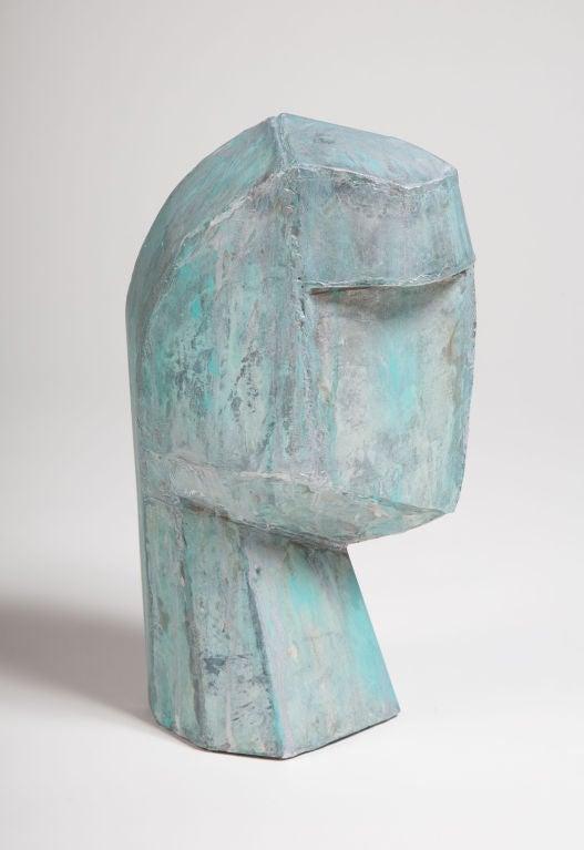 Italian Cubo-Futurist Bust 3