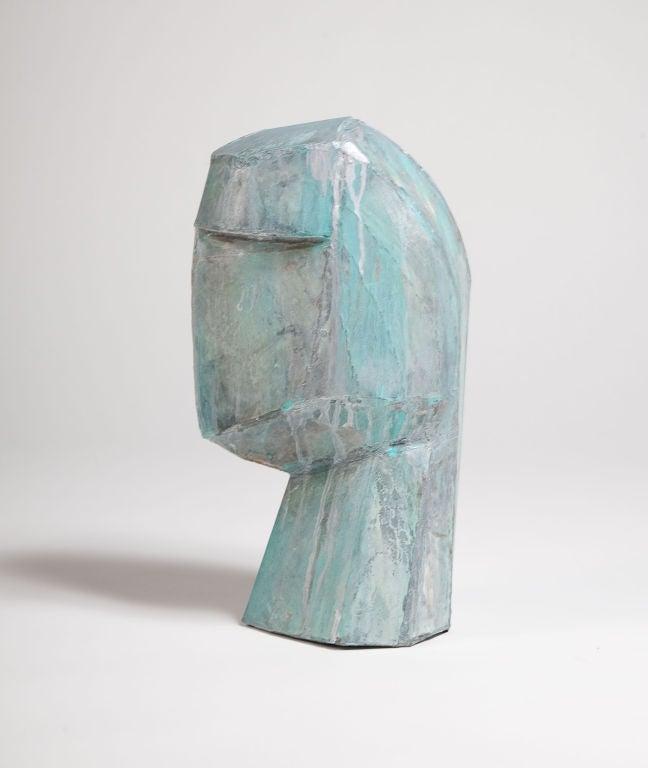 Italian Cubo-Futurist Bust 4