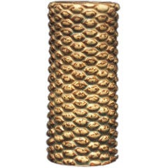 An Outstanding Axel Salto Cylindrical Vase