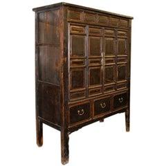 Shanxi Cupboard, Qing Dynasty
