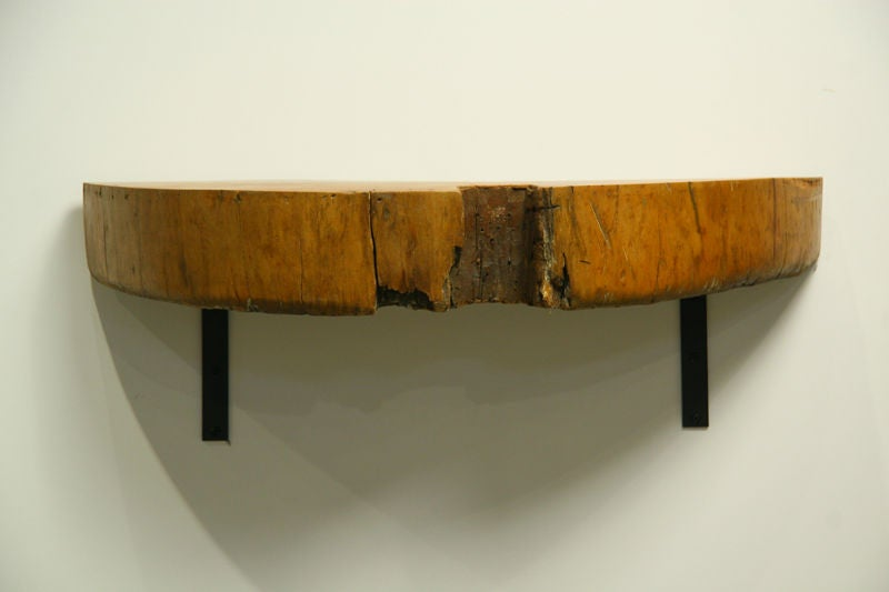 half round wall shelf 2