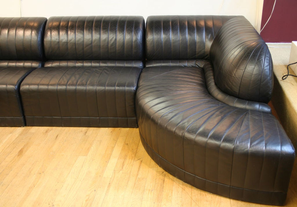sectional sofa by roche bobois  1986 at 1stdibs