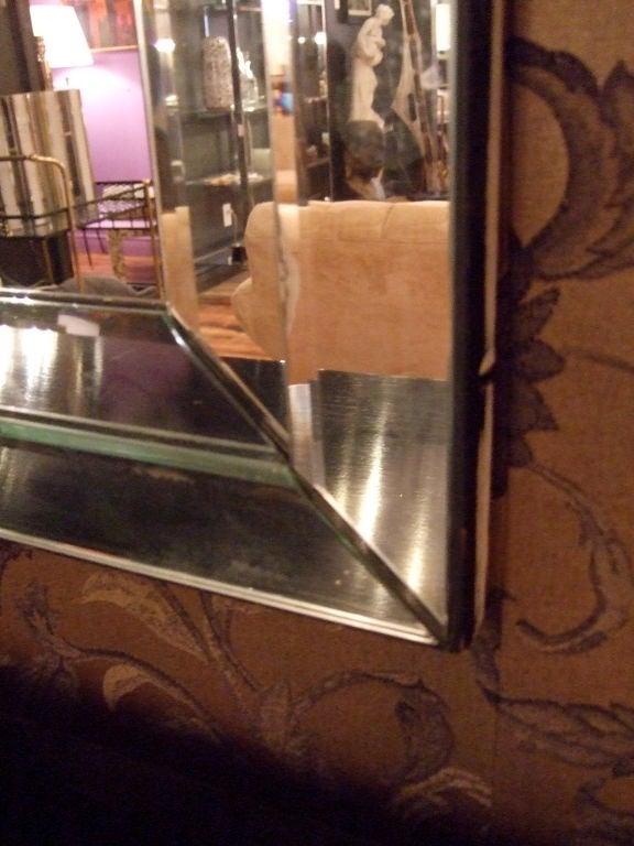 6 Foot Mid Mirror Framed Mirror At 1stdibs