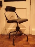 A Factory Desk Chair