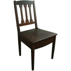 Provincial Mechanical Valet Chair