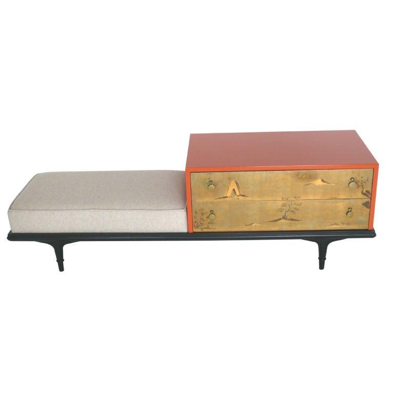 Renzo Rutili Bench For Sale