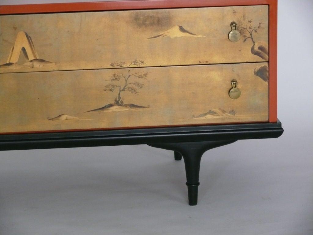 American Renzo Rutili Bench For Sale