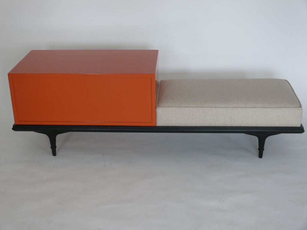 Renzo Rutili Bench 10