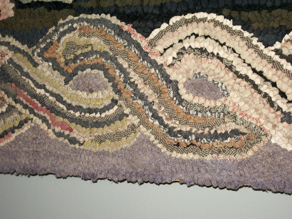 American Hooked Rug For Sale 2