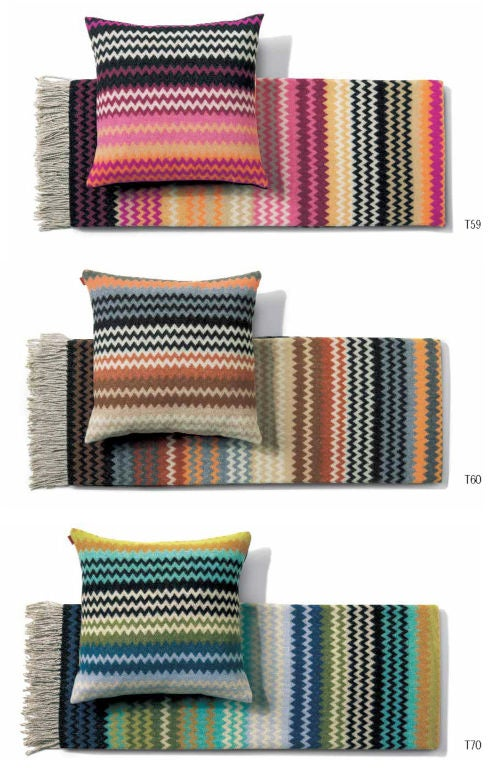 missoni home throws on sale at 1stdibs. Black Bedroom Furniture Sets. Home Design Ideas