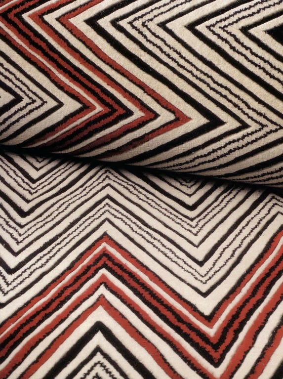 Missoni Home Quot Zig Zag Quot Wool Rug At 1stdibs