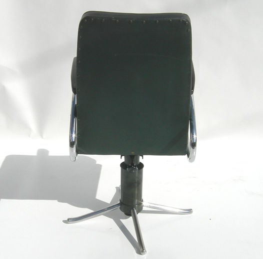 Ordinaire Painted Rare And Unique Office Chair By Mauser For Sale