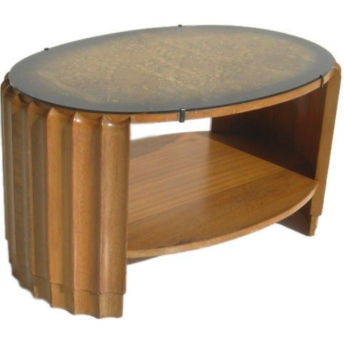 Stylized Art Deco Coffee Table At 1stdibs