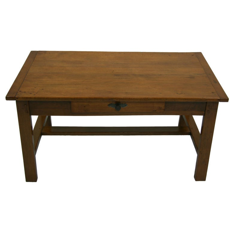 Late 19th Century French Farm Table Coffee Table At 1stdibs