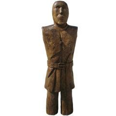 Italian Antique  Sculpture from World War One