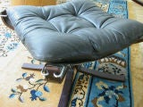Falcon Chair & Ottoman By Sigurd Resell image 4