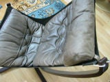 Falcon Chair & Ottoman By Sigurd Resell image 5