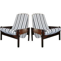 """Pair of """"Vronka"""" Armchairs by Sergio Rodriguez"""