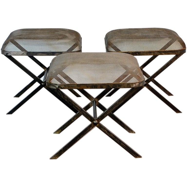 Set of 3 industrial stools at 1stdibs : stools3 from www.1stdibs.com size 768 x 768 jpeg 74kB