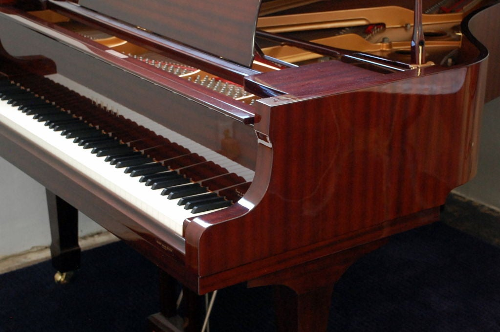Impeccable yamaha c3 concert grand piano image 3 for Yamaha c3 piano price