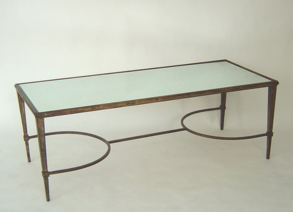 French Coffee Table In The Style Of Ramsay At 1stdibs