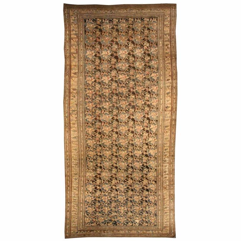 Antique Persian Malayer Carpet At 1stdibs