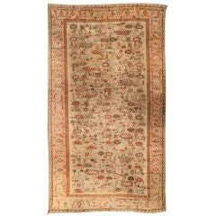 Antique Turkish Ghiordes Carpet