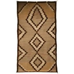 American Navajo Indian Ganado Rug