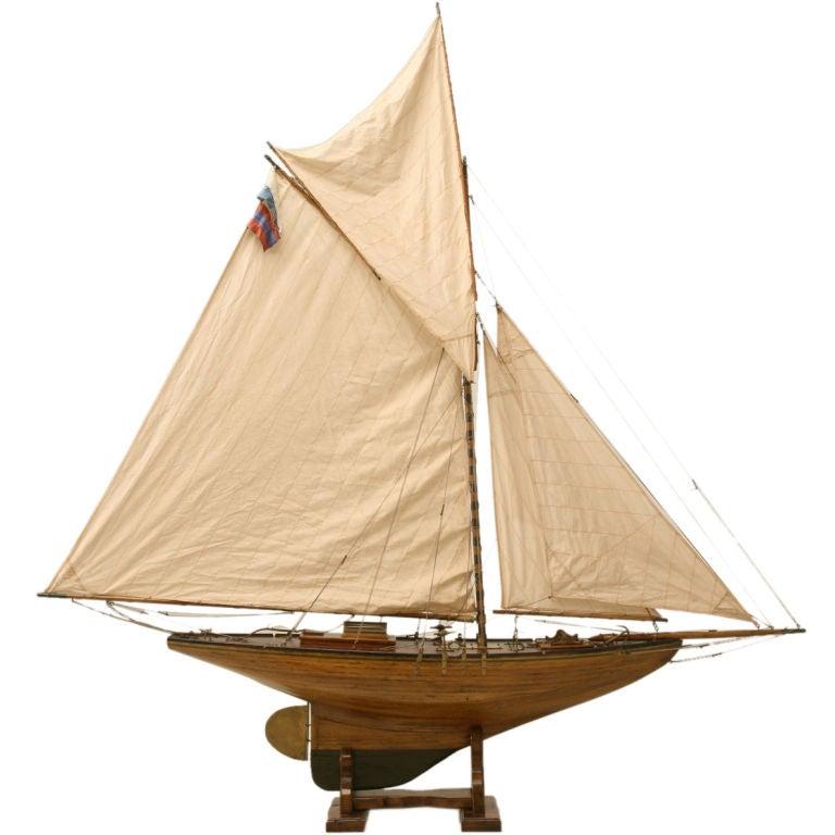 Pond yacht designs